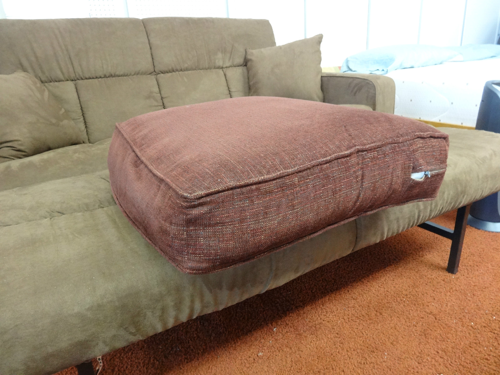 Couch Cushion Replacement Melbourne Ufo Upholstery Fabric